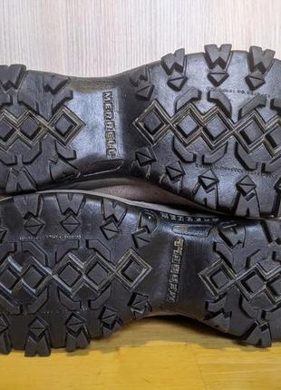Кроссовки треккинговые кожаные merrell6 фото