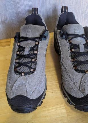 Кроссовки треккинговые кожаные merrell3 фото