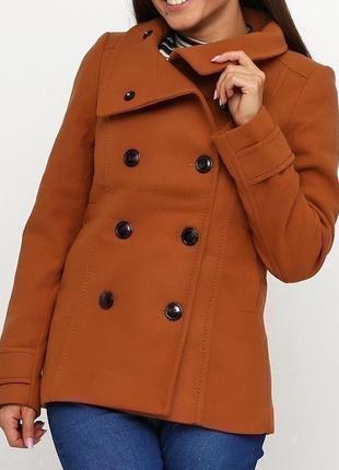 Куртка пальто h&m xxs, xs, s, m жакет курточка демисезонная пальто полупальто пиджак1 фото