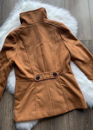 Куртка пальто h&m xxs, xs, s, m жакет курточка демисезонная пальто полупальто пиджак4 фото