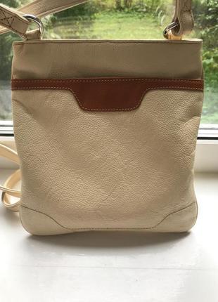 Брендовая сумка через плечо m&s