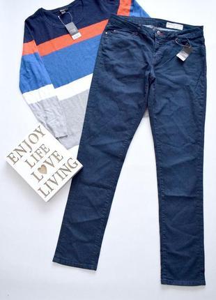 Темно-синие джинсы из стрейч коттона esmara 44