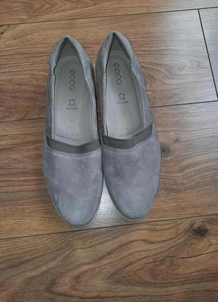 Женская обувь ecco 41