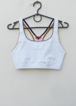 Спортивный топ женская спортивная одежда elle