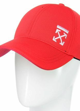 Спортивная кепка бейсболка off-white оф вайт мужская женская разные цвета