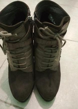 Продам черевички з натуральної замші