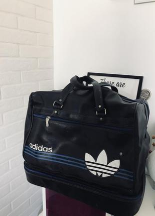 Adidas оригінал сумка дорожня