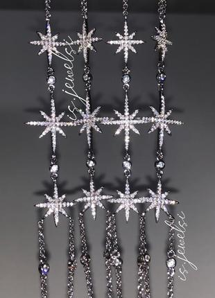 Слейв браслет метеориты, серебро s925 😍