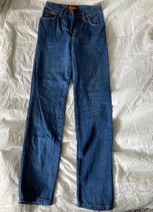Оригинальные джинсы wrangler classic