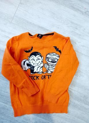 Свитер кофта реглан на мальчика kiki&koko1 фото