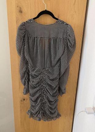 Zara платье вечернее6 фото