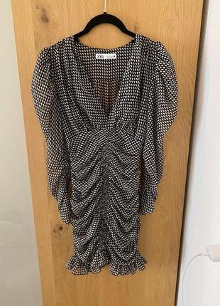 Zara платье вечернее2 фото