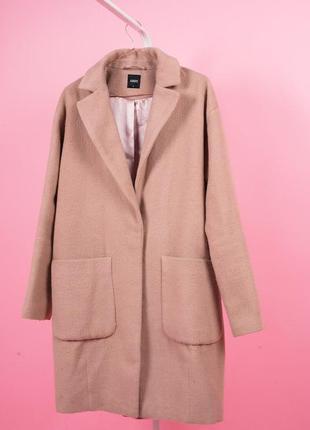Супер нежное пальто классического кроя от oasis