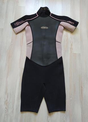 Подростковый неопреновый гидрокостюм gul 2xl