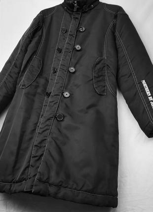 Пальто на синтепоне junker р. м