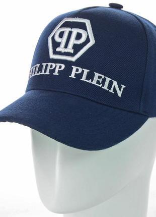Стильная летняя кепка бейсболка philipp plein филипп плейн мужская женская