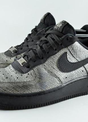 Кожаные кроссовки nike air