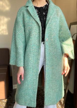 Шерстяное пальто dorothee schumacher оригинал