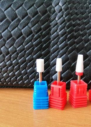 Фрезы для ногтей, возможен обмен