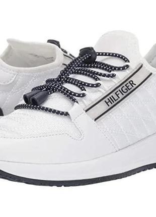 Tommy hilfiger remidee 🇺🇸 белые женские кроссовки сникерсы оригинал