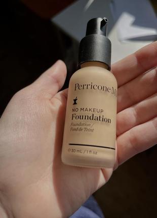 Perricone md foundation тональная основа ivory