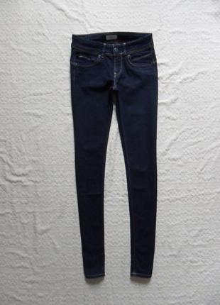 Брендовые джинсы скинни pepe jeans, 26 размера.
