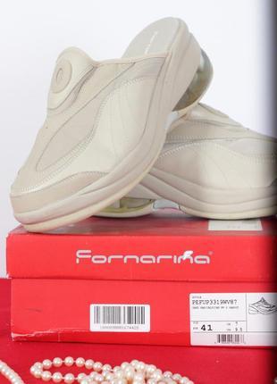 Новые кросcовки fornarina