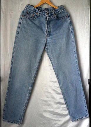 Джинсы boyfriend mom jeans levis высокая талия