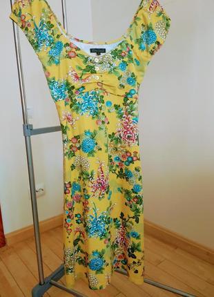Стильне принтове плаття