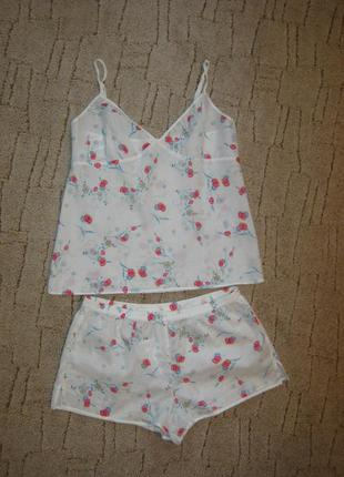 Пижама avon, 100% хлопок, размер 10/12