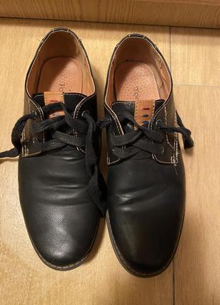 Мужские туфли 40,5 размер