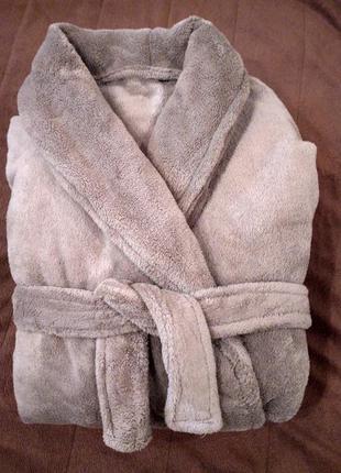 Махровий халат tchibo tcm