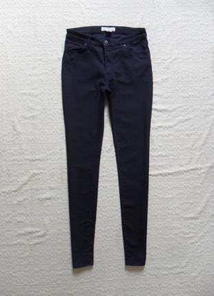 Брендовые темно синие джинсы скинни h&m, 40 размера.