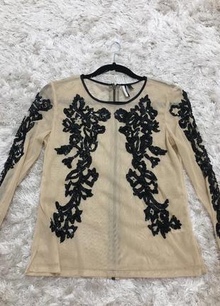 Кофта блуза topshop