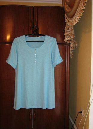 Сорочка-платье, 100% хлопок, размер 44/46