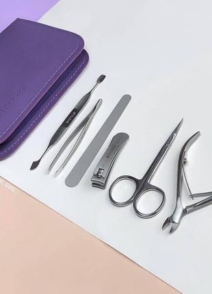 Набор инструментов для маникюра staleks