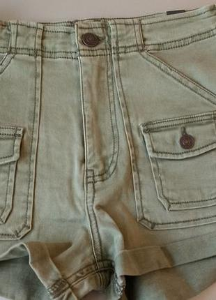 Новые шорты на талию abercrombie & fitch 24
