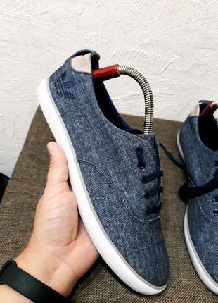 Кеди adidas 40 размер состояние отличное материал джинс