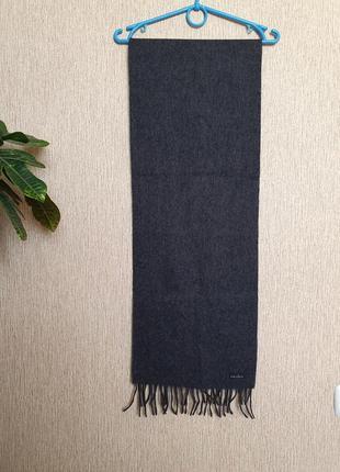 Стильный шерстяной шарф fraas, оригинал