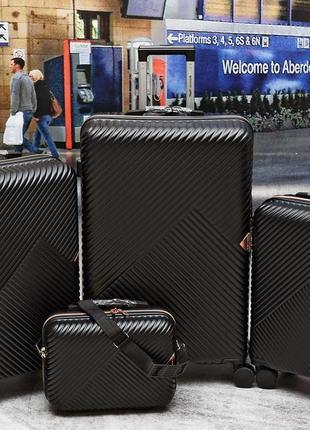 Яскраві валізи, чемоданы прочные по доступным ценам