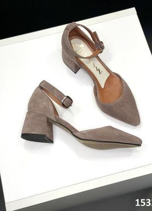 Открытые туфли7 фото
