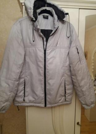Осенняя куртка на подростка