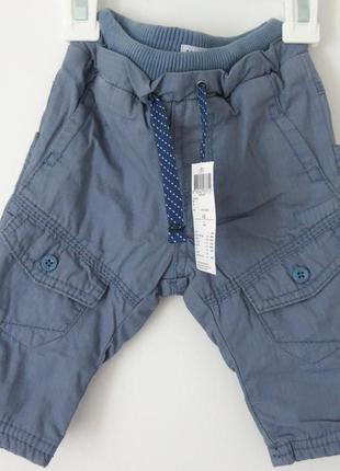Теплі штанішки з підкладкою