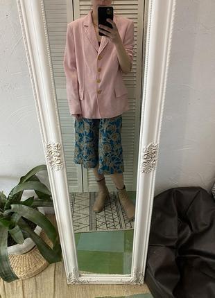 Шикарный шерстяной жакет с шёлком бренда премиум сегмента elegance prestige4 фото