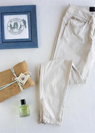 Класичні завужені брюки від reserved