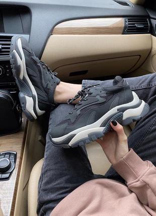Шикарные женские кроссовки ash black наложенный платеж
