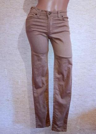 Женские тонкие коттоновые брюки джинсы