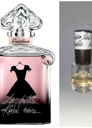 Guerlain la petite robe noire парфюмированная вода отливант