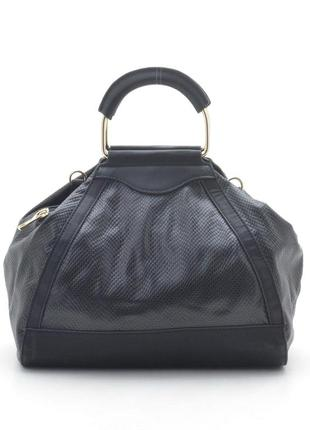 Женская сумка d6294 черная