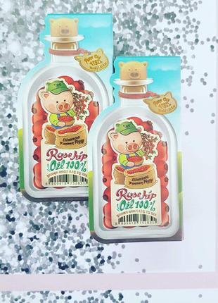 Масло elizavecca farmer piggy rose hip oil 100 30мл